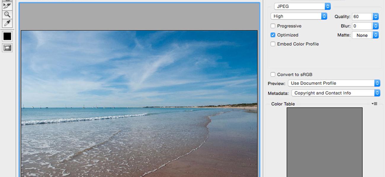 Free image optimisers