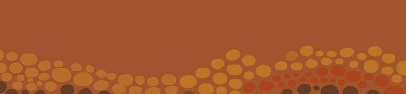 BRAMS Website Banner vector art dot painting style