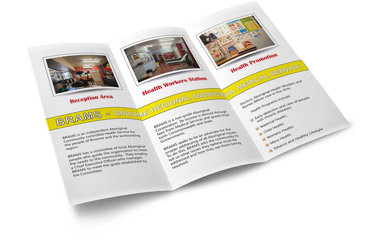 BRAMS Clinic Brochure Inside Panels