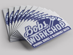 Bobs Workshop Logo