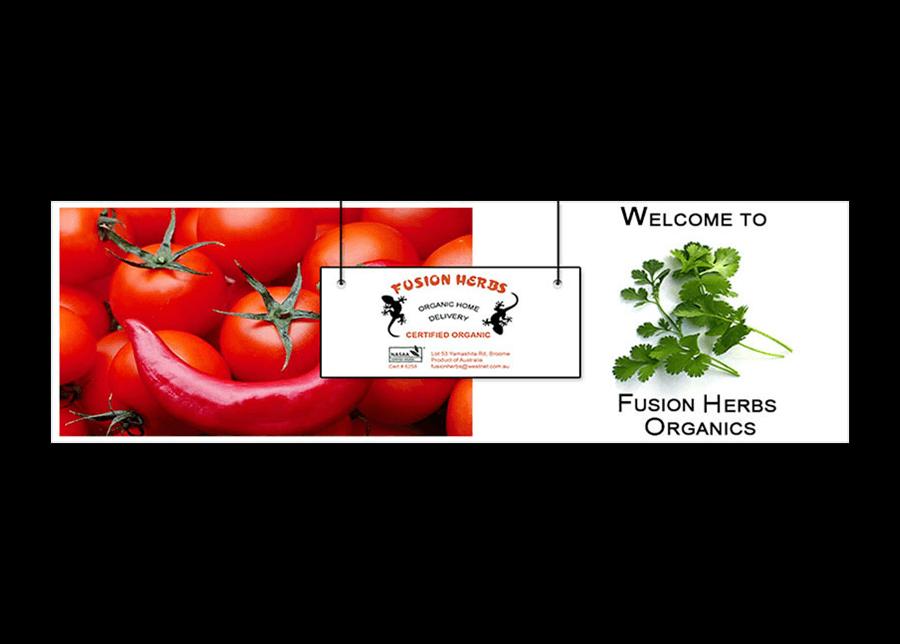 Fusion Herbs Web Banner