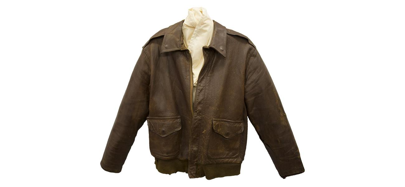 World War 2 Leather Bomber Jacket