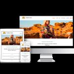 Paradise Linens Website