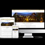 Kimberley Web Design portfolio image of Kimberley Sands Resort website